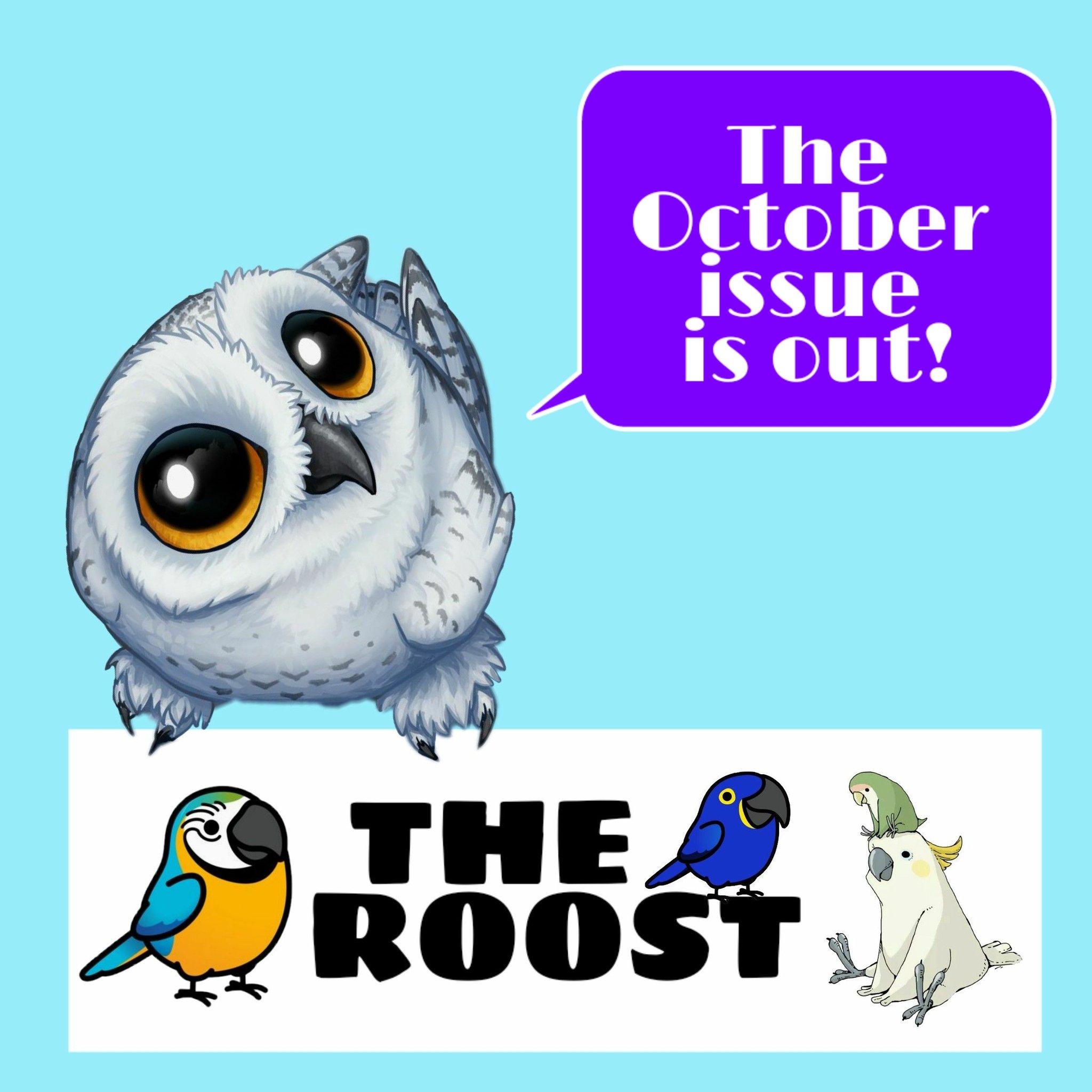 October Announcement