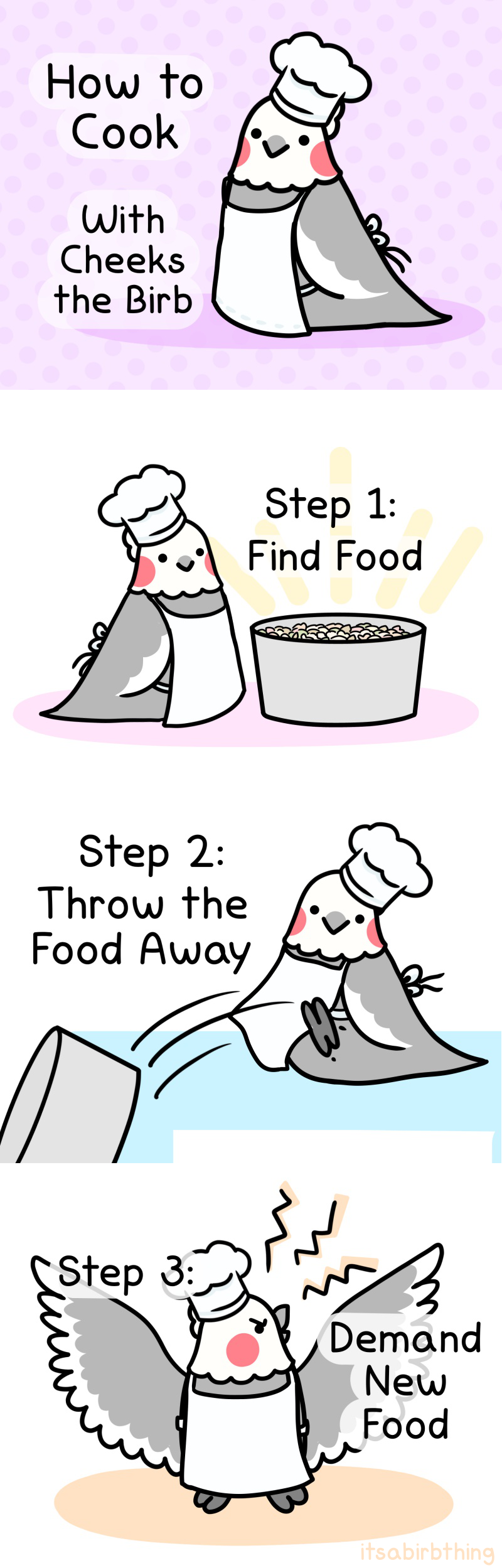 how to cook w cheeks twt