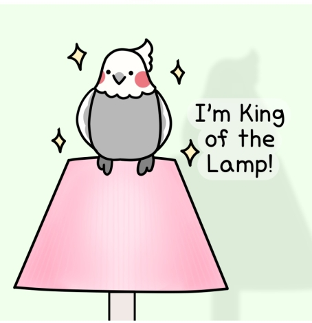 king of the lamp twt